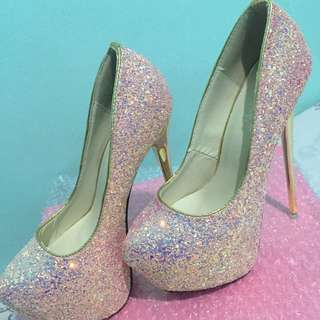 Cinderella fancy heels