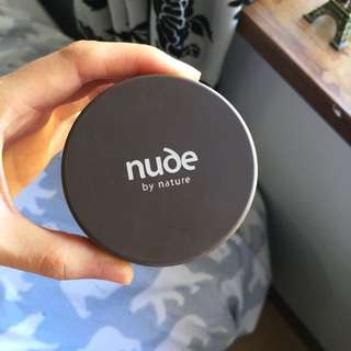 Nude by Nature Powder Foundation- Medium