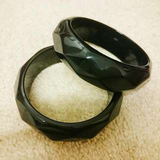 Women's Black Stylish Fashion Bracelet