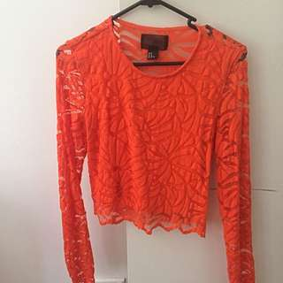 Reduced!!! Orange Crop
