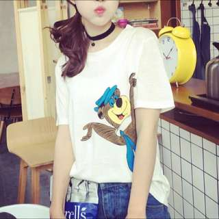 Loose Wear T-shirt