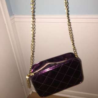 Jb Purse With Gold Chain