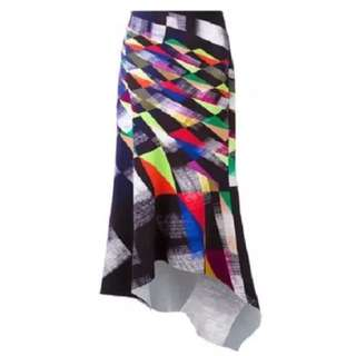 Manning Cartell Geometric Abstraction skirt Brand nwt $499 size 6