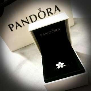 Pandora Daisy Silver Ring