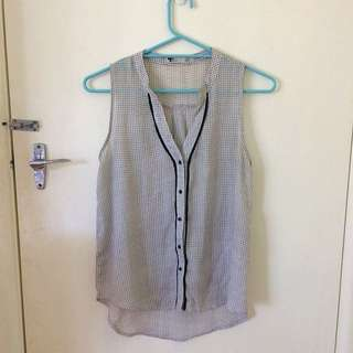 Temp Blouse