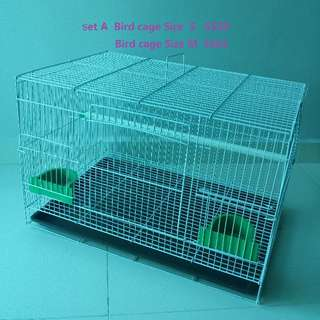 Clearance sale  -  Cage for bird or small animals