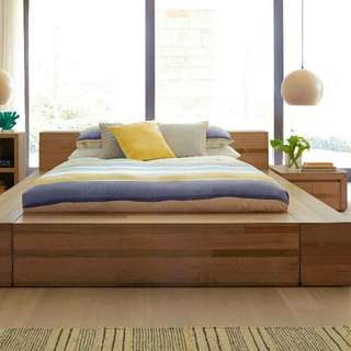 Domayne Pod Bedroom Suite