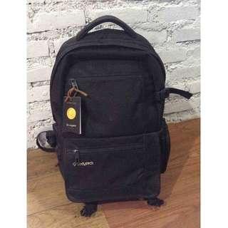 Tas kamera dan laptop bodypack