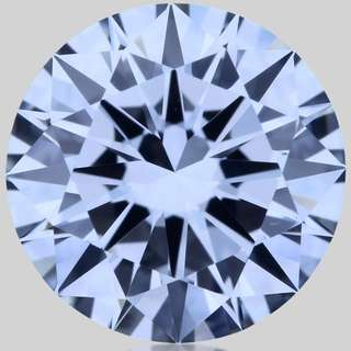 1.10 Carat VVS1-H GIA Triple Excellent Diamond - Direct Order Selects Program - TrueBlue Series - Luzure Jewelry