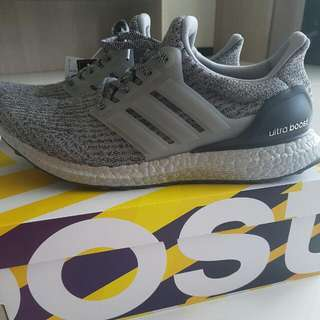 Adidas ULTRA BOOST SILVER PACK US 9.5