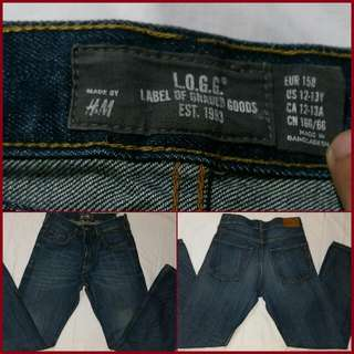 H&M Teens Denim Jeans
