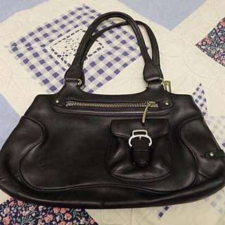 Colehaan Leather Handbag