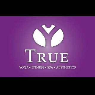 True Yoga台中館會員轉讓