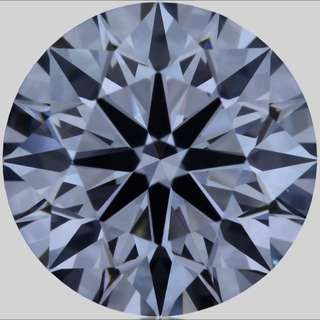 1.51 Carat VVS2-D GIA Certified Triple Excellent Diamond - Direct Order Selects Program - Luzure Jewelry