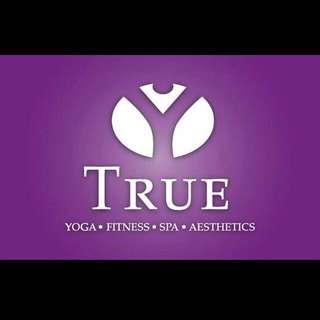 🚚 True Yoga台中館會員轉讓