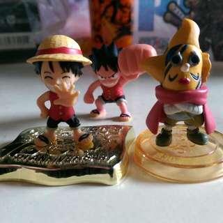 🚚 海賊王 one Piece 小公仔一堆隨意賣(以現況賣,可議)