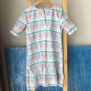 Esprit Structured Dress Girl 6-7y