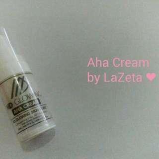 Aha Cream By Lazeta Skincare