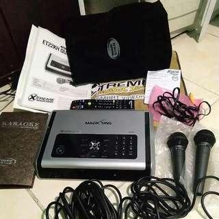 Extreme Magic Sing (Gem) HD Videoke System