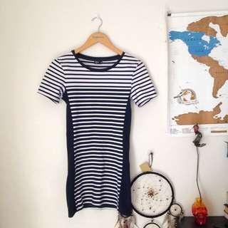 Mexx striped Dress