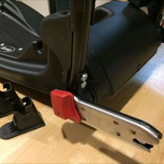 Britax ISOFIX 安全座椅底座 Baby-safe plus SHR II