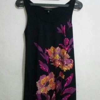 Tenktop Dress Kaos...