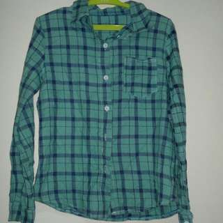 Checkered Longsleeves