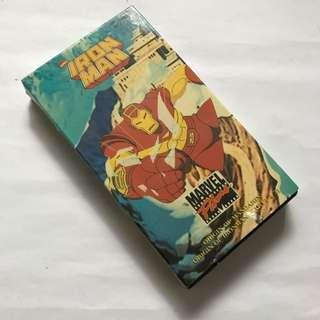 Iron Man VHS Video Tape