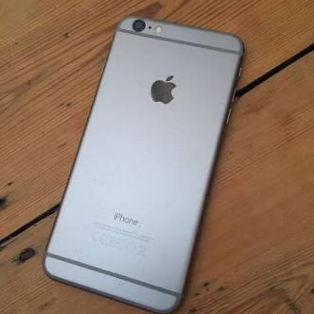 164 GB IPHONE (SPACE GREY) NEGOTIABLE PRICE