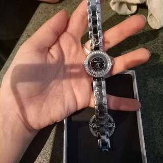 Swarovski Crystal Watch From 'Her jewellery'