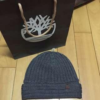 (可換物)Timberland毛帽
