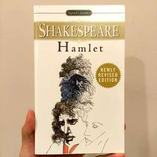 🚚 Hamlet 哈姆雷特原文版