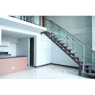 Unfurnished Loft Type 1 Bedroom Unit with Balcony for Sale