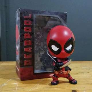 Bobble Head Deadpool