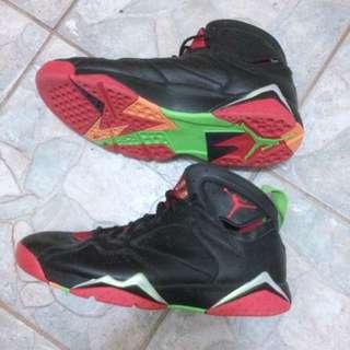 Jordan 7's Marvin The Martian