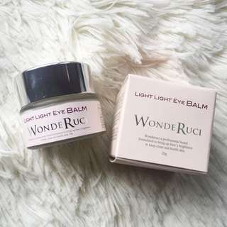 Eye Cream WondeRuci