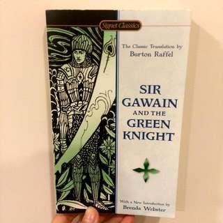 🚚 Sir Gawain and the Green Knight原文