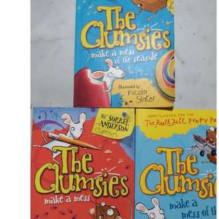 The Clumsies Series
