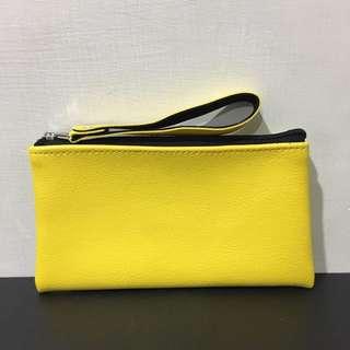 黃色手拿包(小)