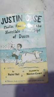 Justin Case - Shells, Smells and the Horrible Flip Flops Of Doom
