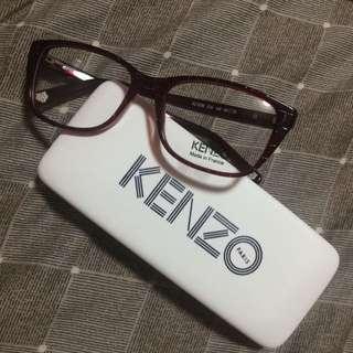 Kenzo Red Eyeglasses