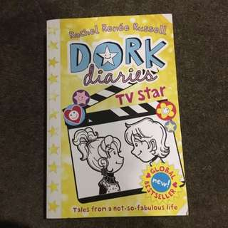 Dork diaries:TV Star