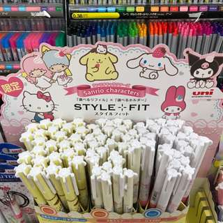 Limited Edition Sanrio Style Fit Pen