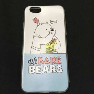 We Bare Bears Adorable Iphone Cover IPhone 6/6s (Ice Bear!)