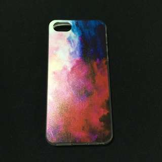 Watercolour Deepwaters Iphone Cover 5/5s/SE