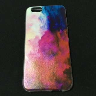 Watercolour Deepwaters Iphone Cover 6/6S