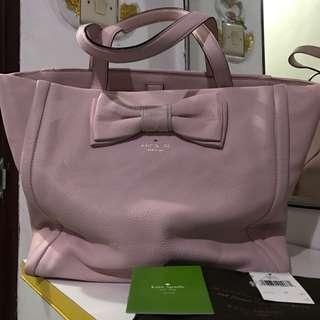 Katespade Bag Dusty Pink