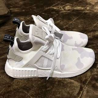 Adidas NMD XR-1 Duck Camp White