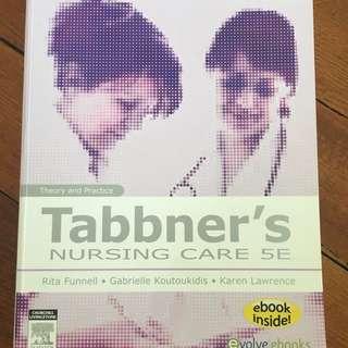 Tabbner's Nursing Care Textbook
