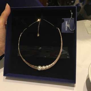 RENT Swarovski Necklace
